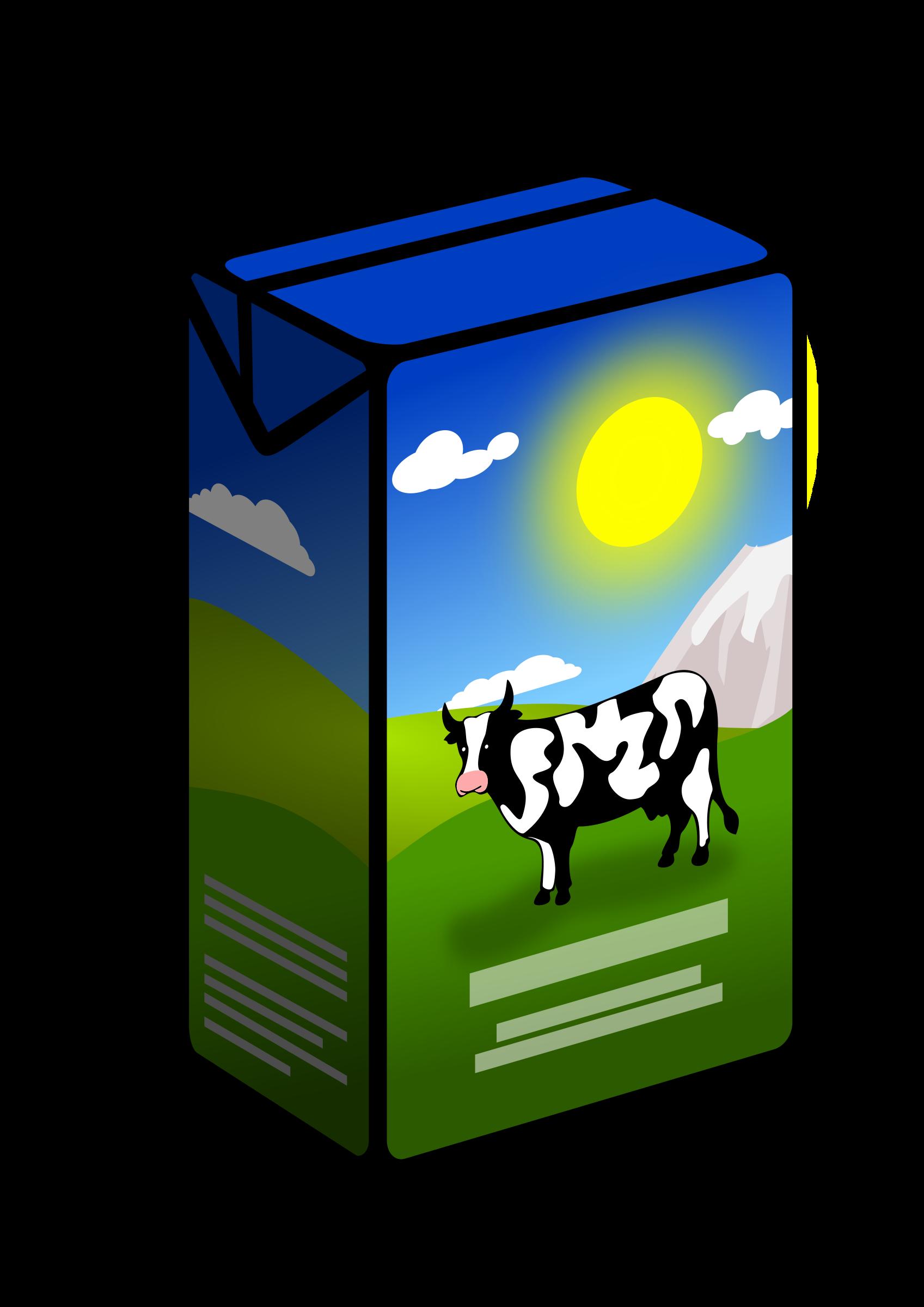 Carton big image png. Clipart milk quart milk