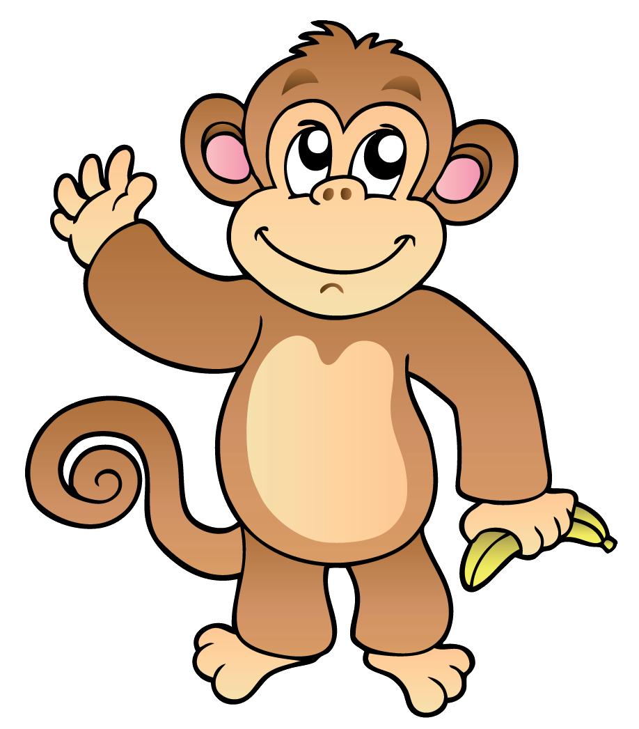 monkeys clipart ape