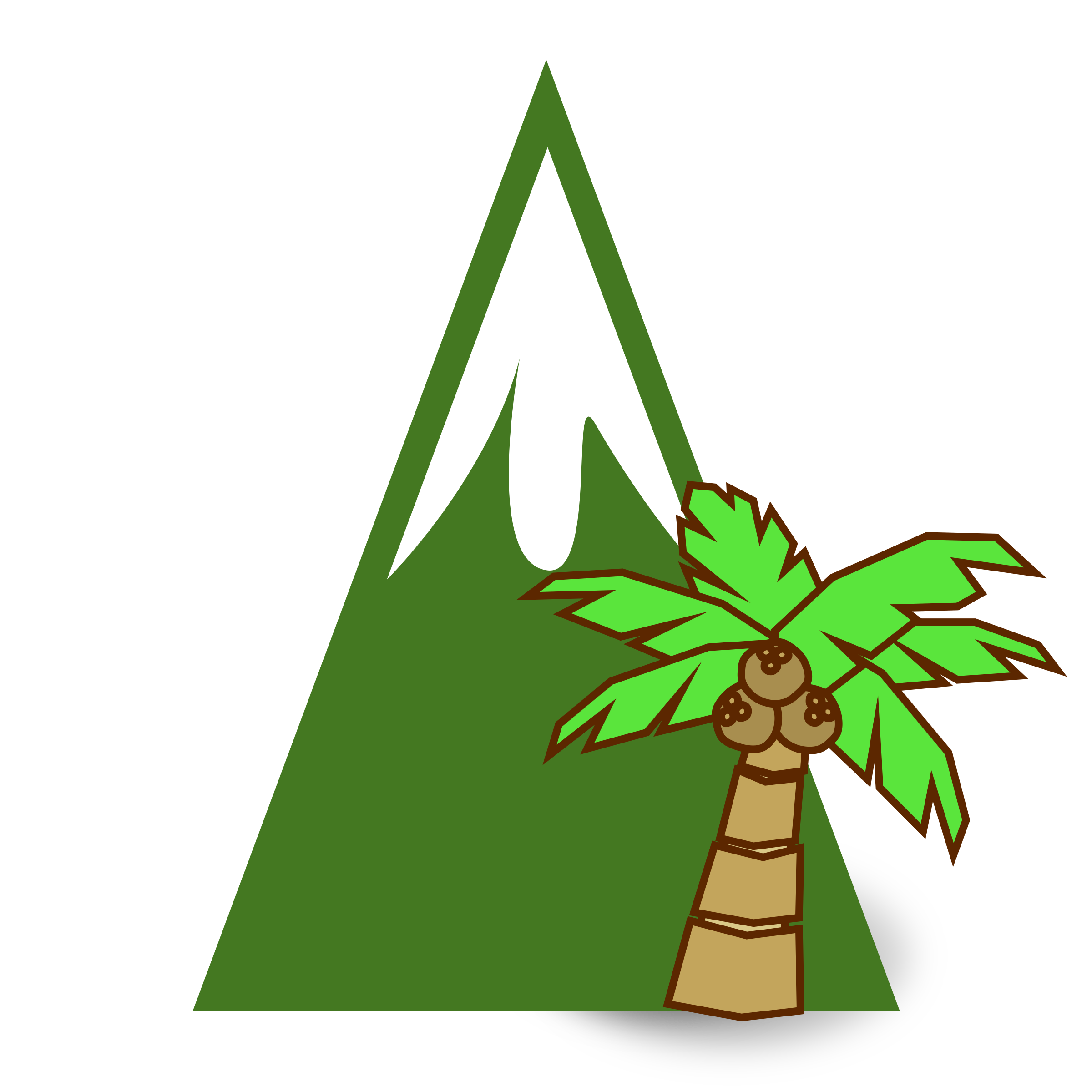 Jungle icons png free. Clipart mountain moutain