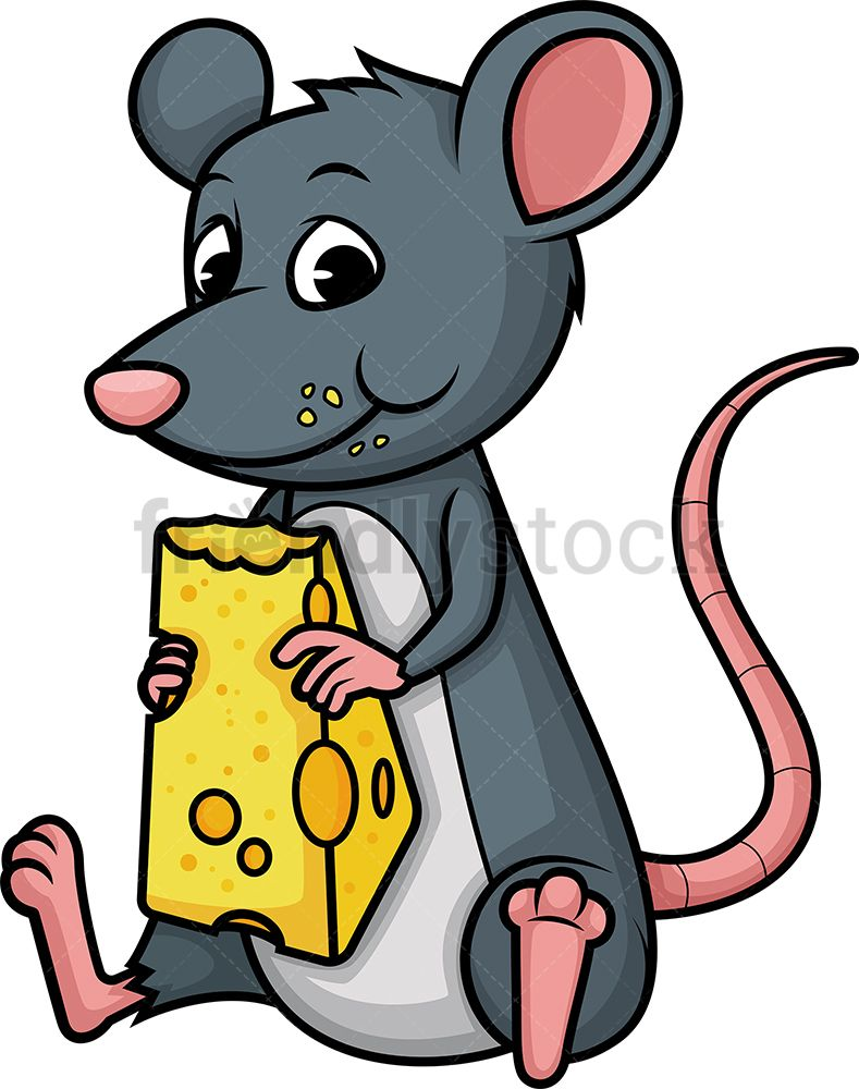 Foods clipart mouse. Eating cheese food drink