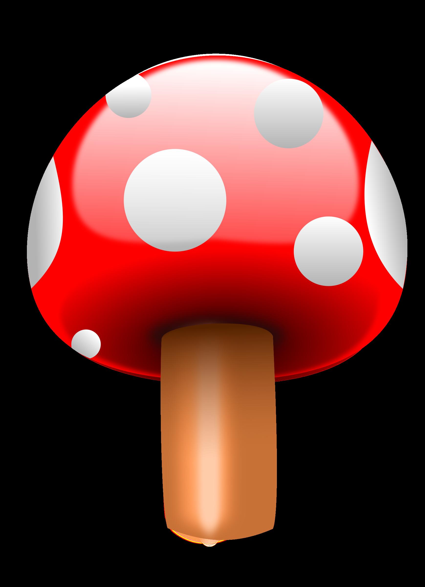 One big image png. Clipart food mushroom