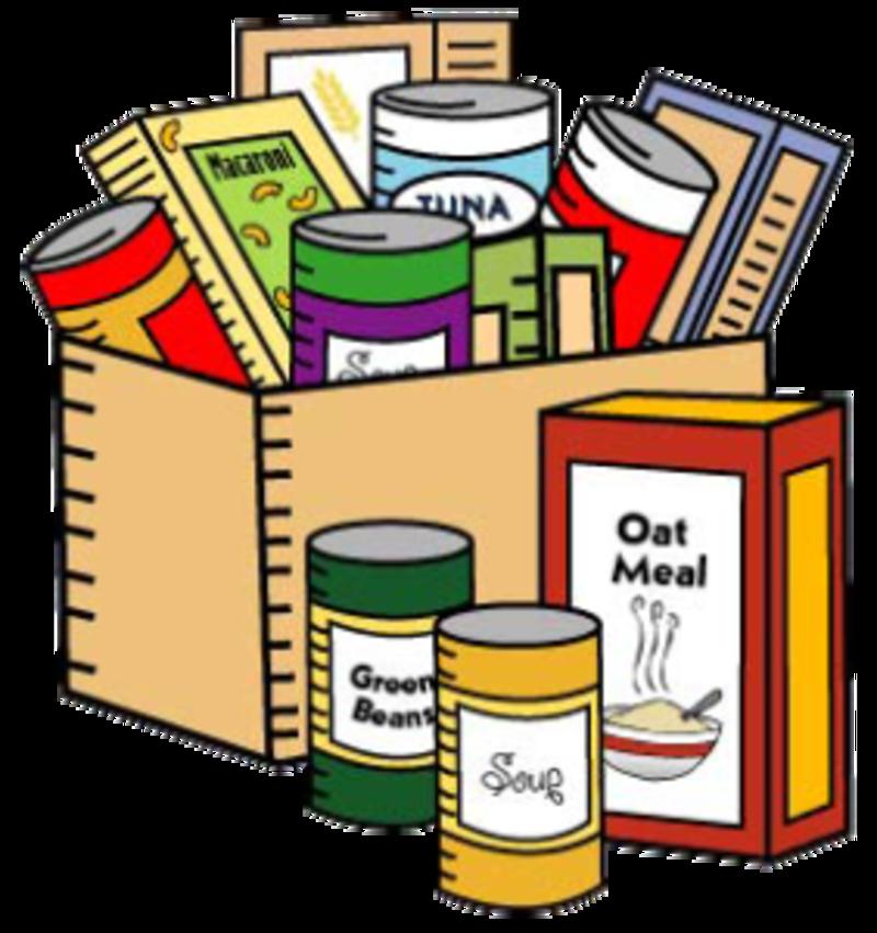 Trinity united methodist church. Foods clipart non perishable