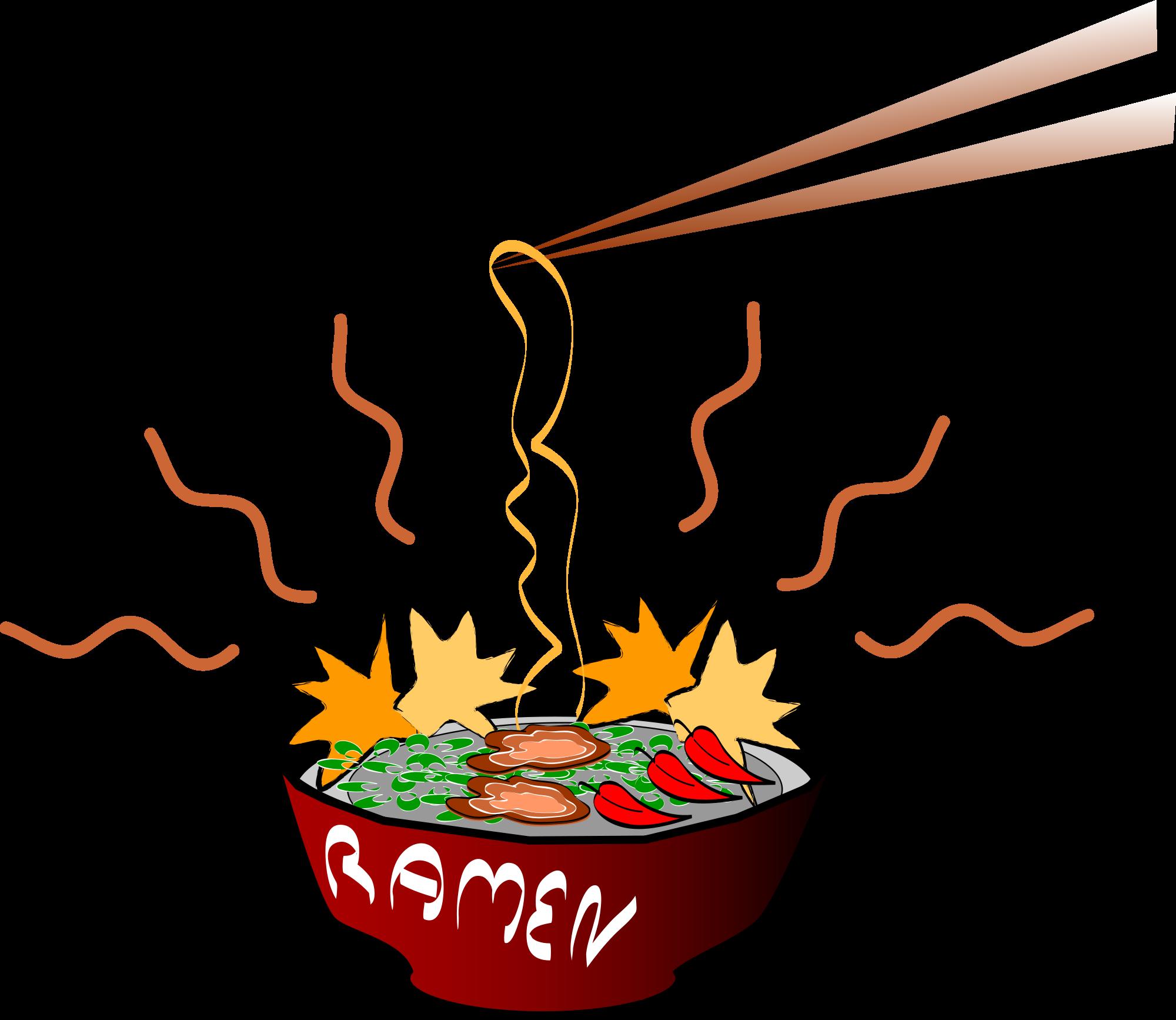 Noodle clipart svg. File ramen wikimedia commons