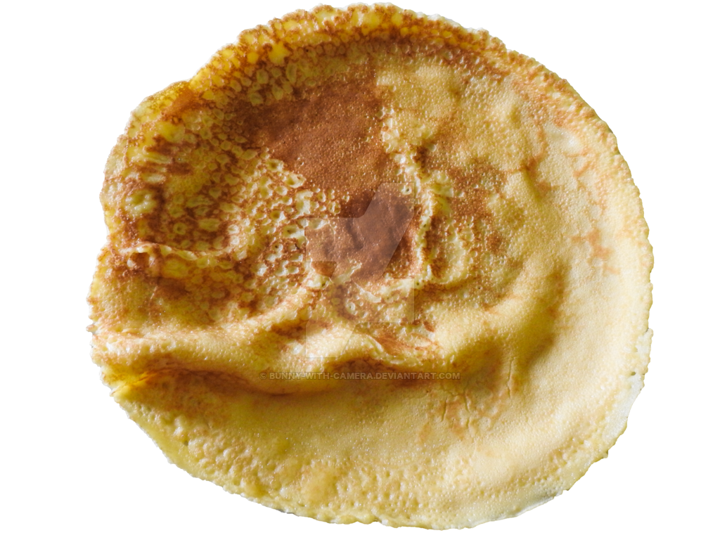German clipart food. Style pancake png by