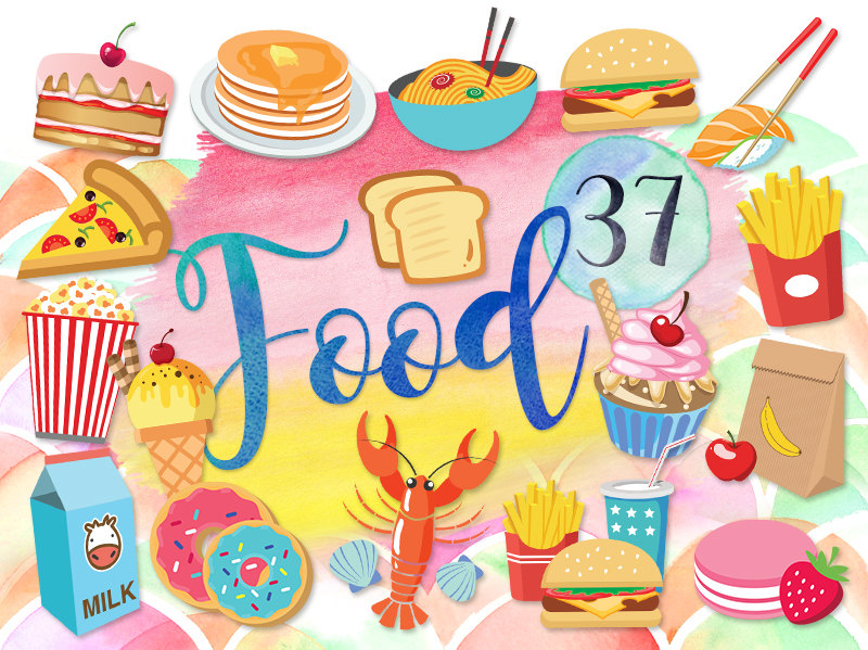 Clipart food party. Resolution clip art