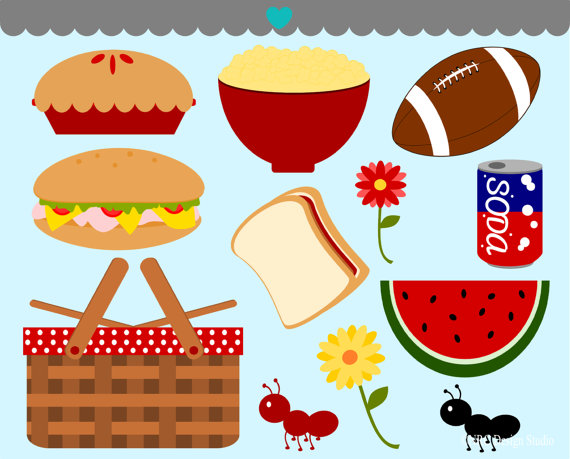 Free food cliparts download. Foods clipart picnic