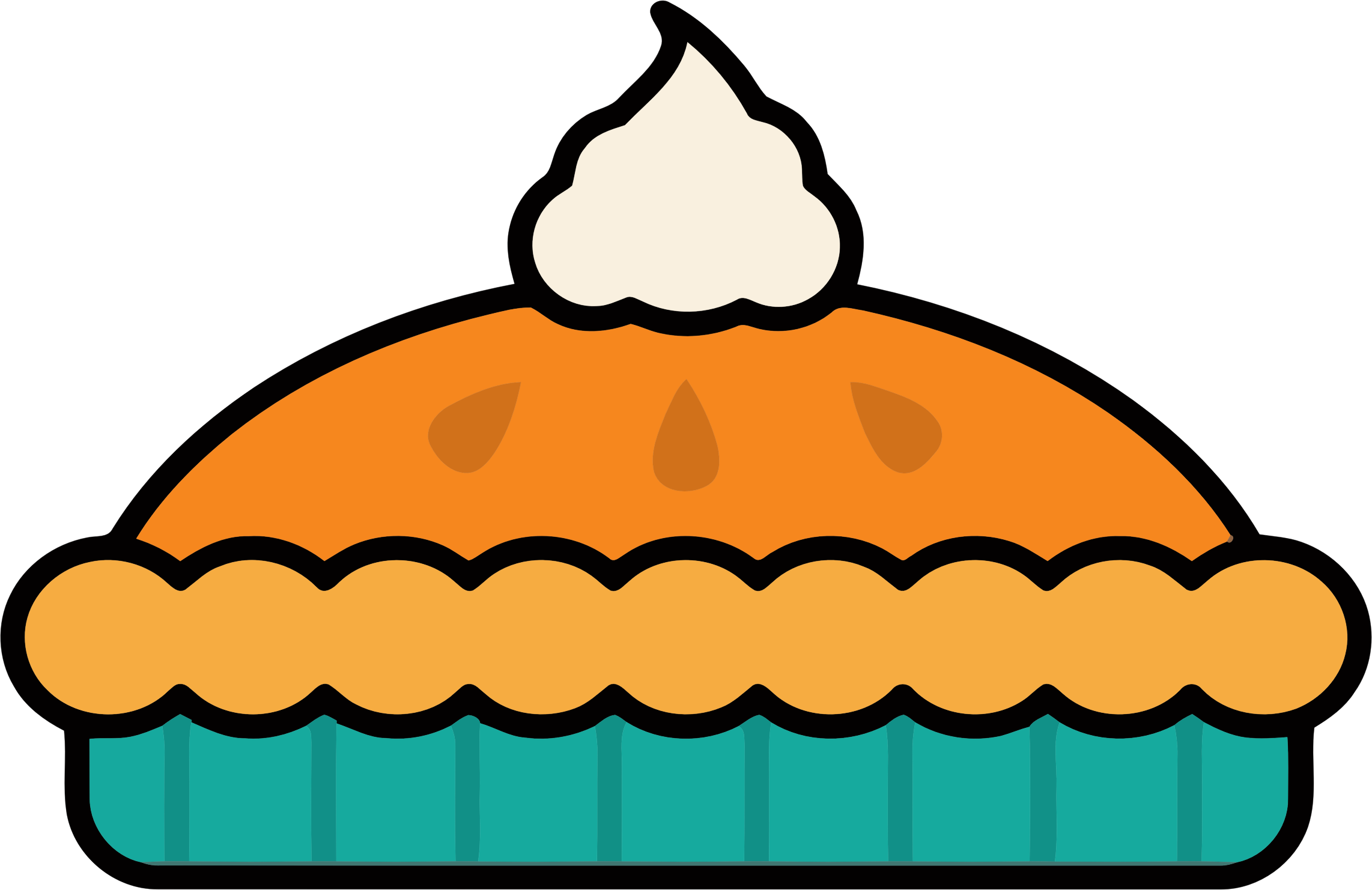 Pumpkin pie with whipped. Whip clipart infidel