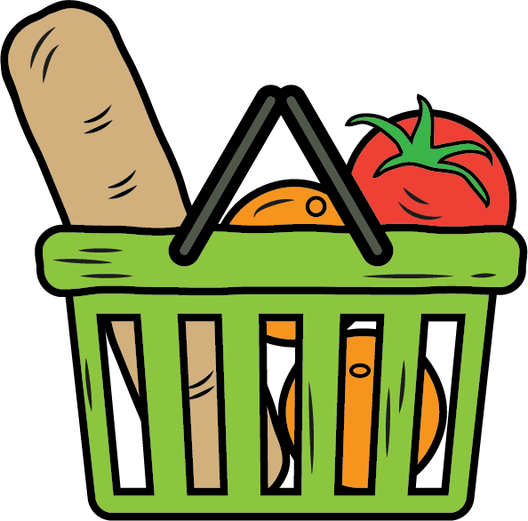 Planner clipart daily planner. Groceries icon food everyday