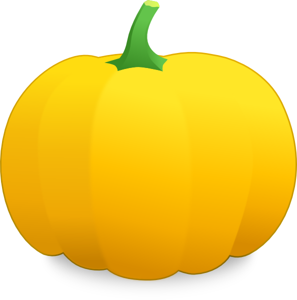 Clip art at clker. Clipart food pumpkin