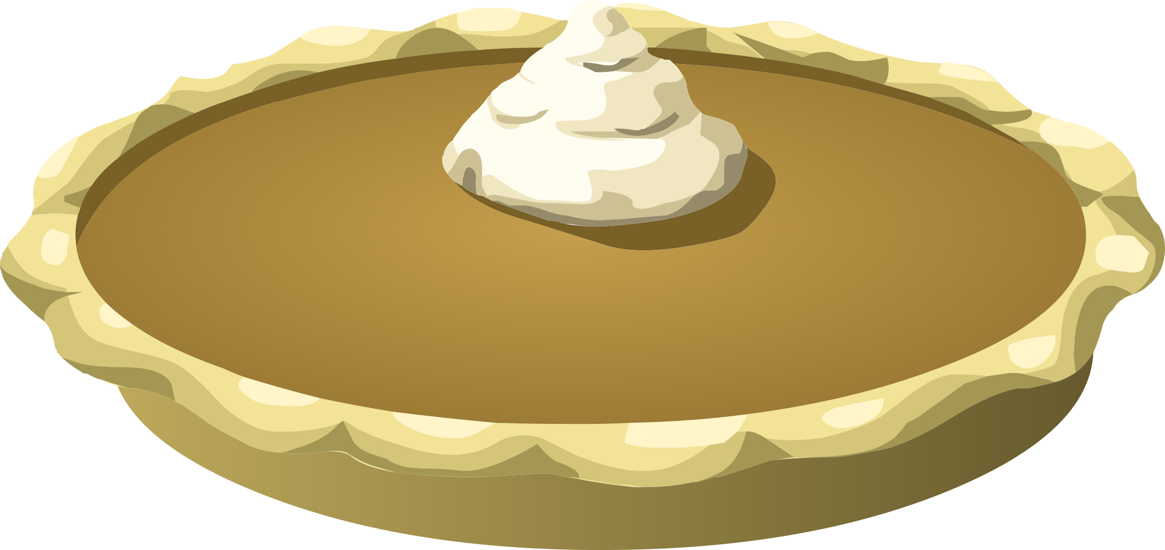 Pie clipart svg. Food pumpkin icons png