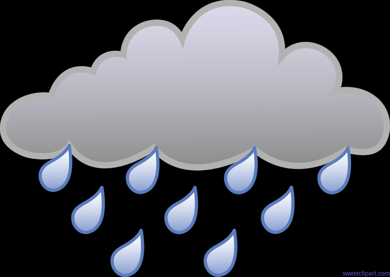 Little rain cloud clip. Lightning clipart thunderstorm