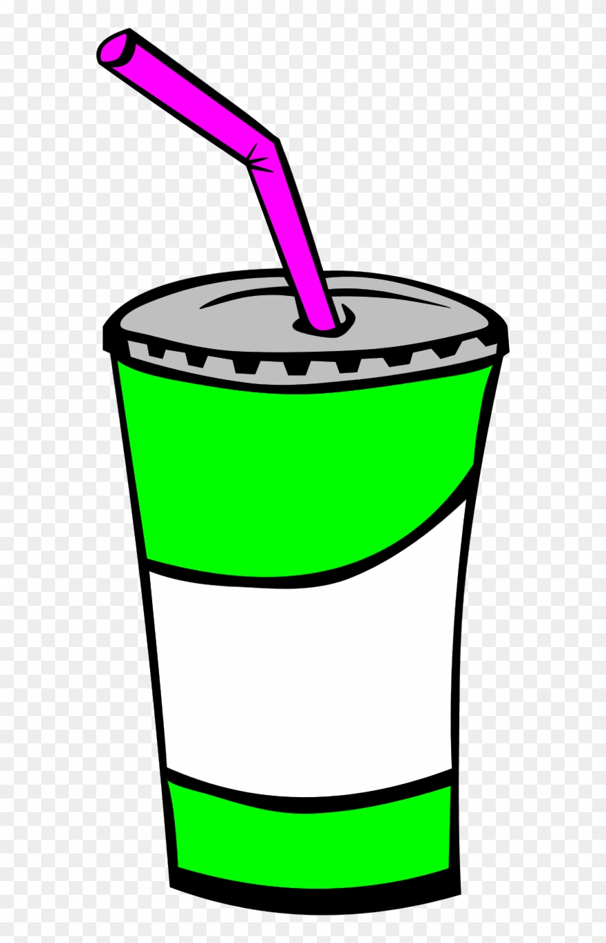 Fast food drinks png. Foods clipart soda