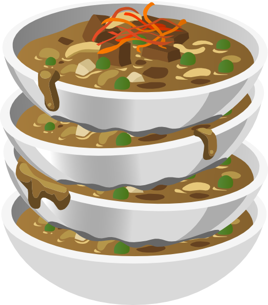 Awesome stew clip art. Soup clipart soup cauldron