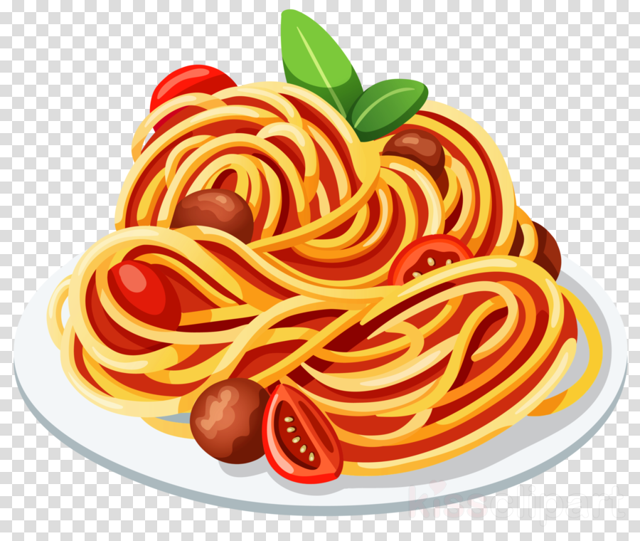Pasta clipart cartoon. Junk food transparent clip