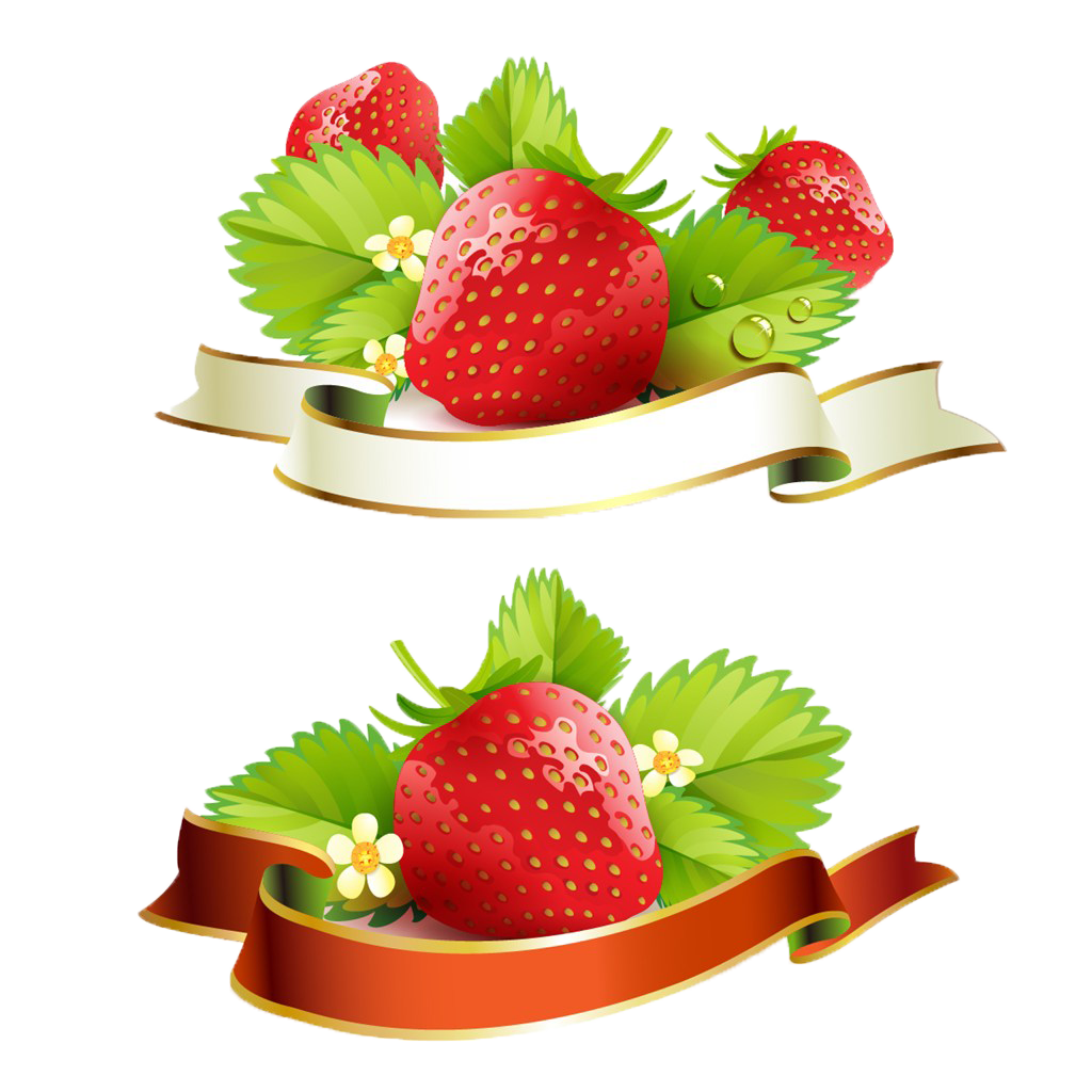 Juice smoothie strawberry cream. Food clipart spring