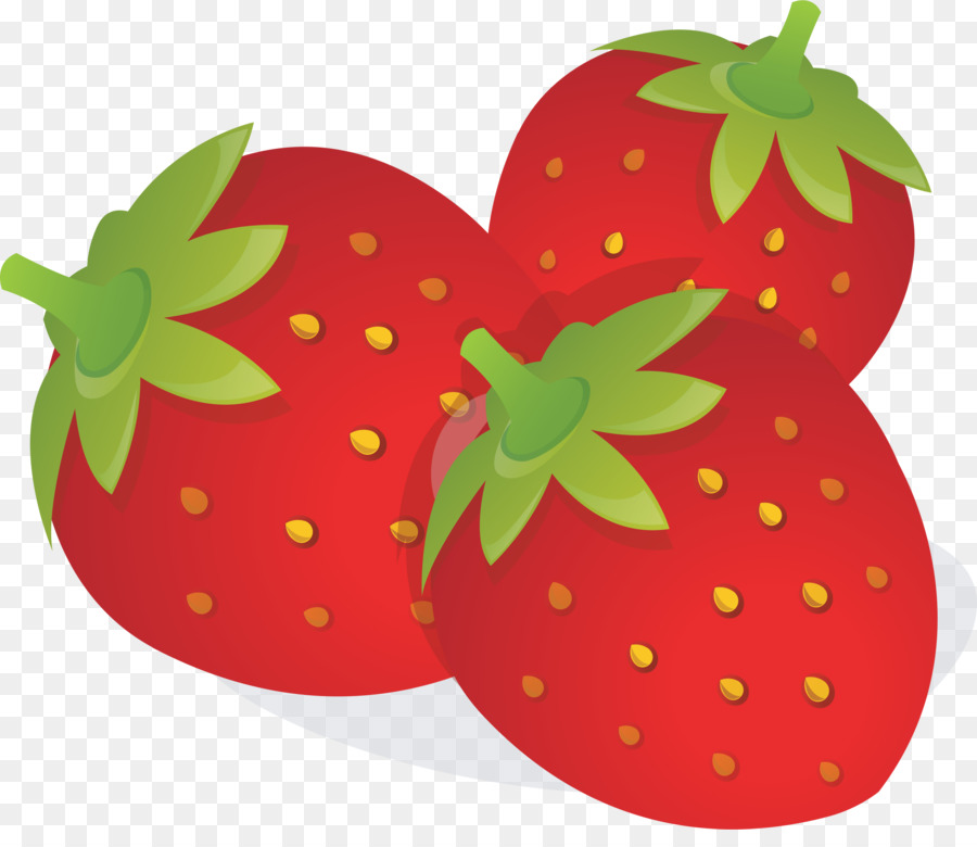 Ice cream background strawberry. Strawberries clipart strawbery