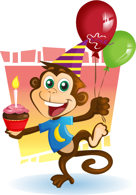Nut clipart cartoon monkey. Orangutan ape clip art