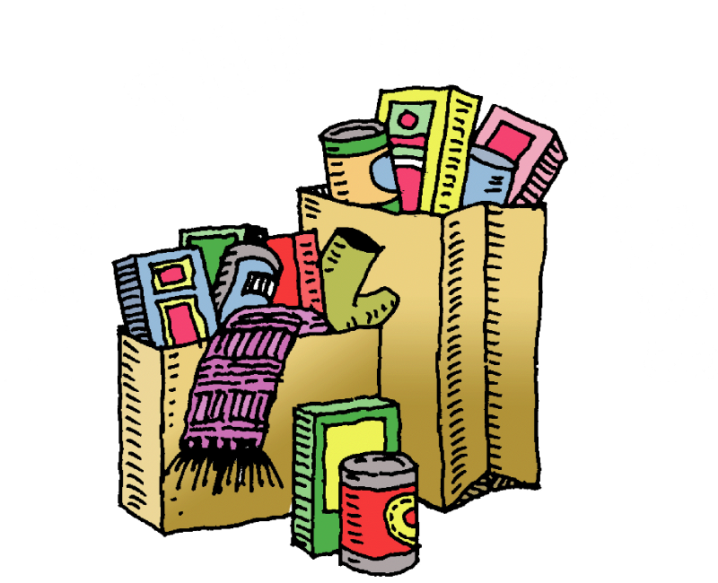Hubpicture pin . Donation clipart canned food drive