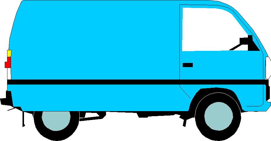 Minivan clipart van delivery. Free transport truck cliparts