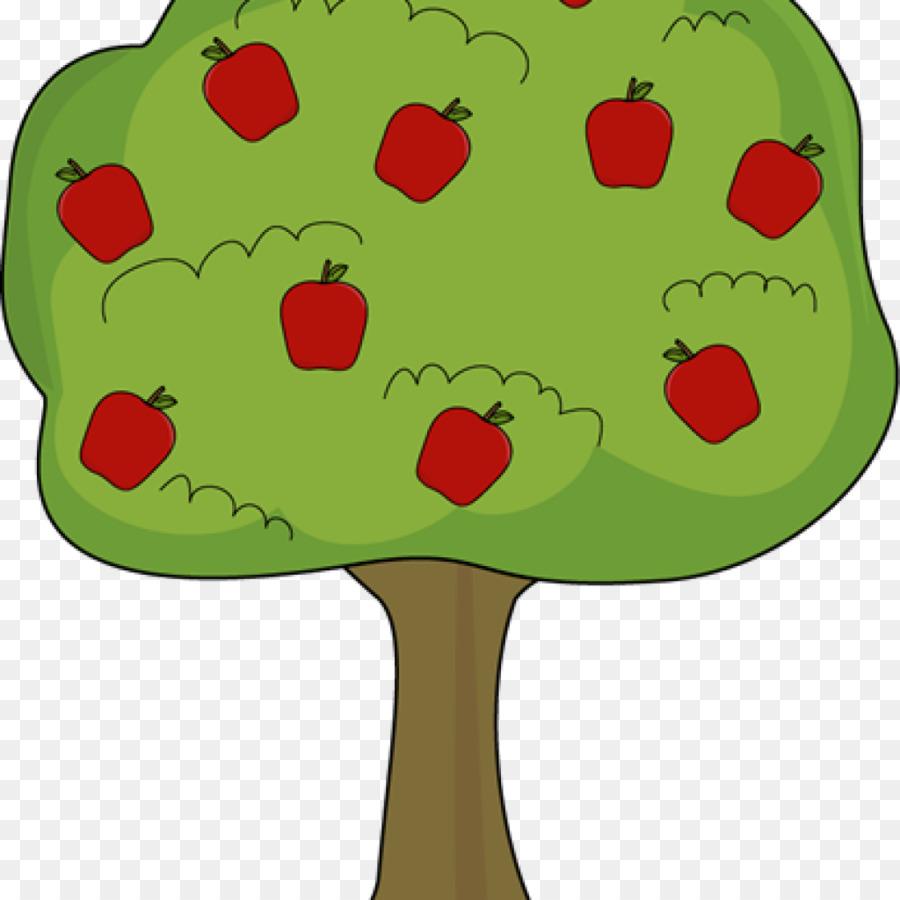 Apple transparent clip art. Tree clipart food