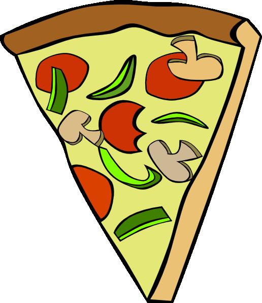 Triangle pizza clip art. Nachos clipart concession stand