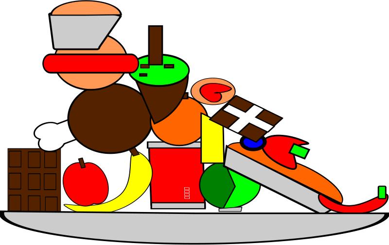 Food clipground junk free. Technology clipart clip art