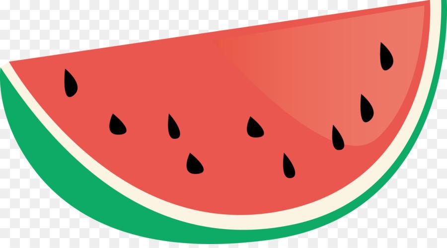 Cartoon food . Watermelon clipart mouth