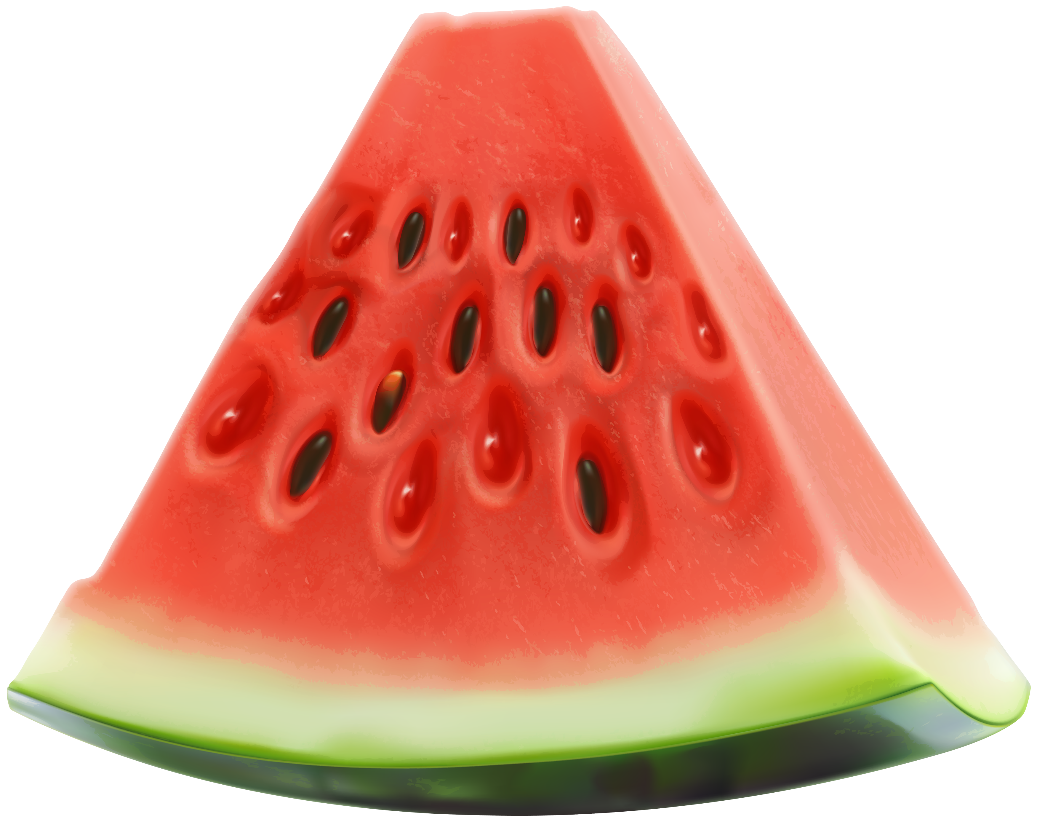 Fruit clipart watermelon. Piece of png best