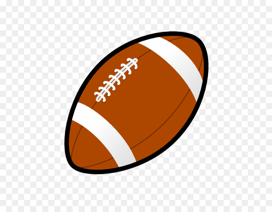 American rugby ball clip. Clipart football