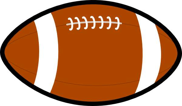 Clipart football. Clip art at clker