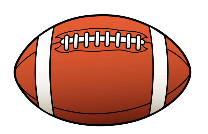 . Clipart football