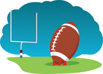 Clipart football. Sports free to download