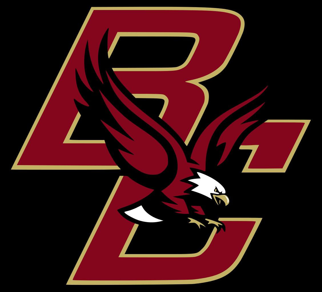 Football clipart eagles. Boston college ncaa division