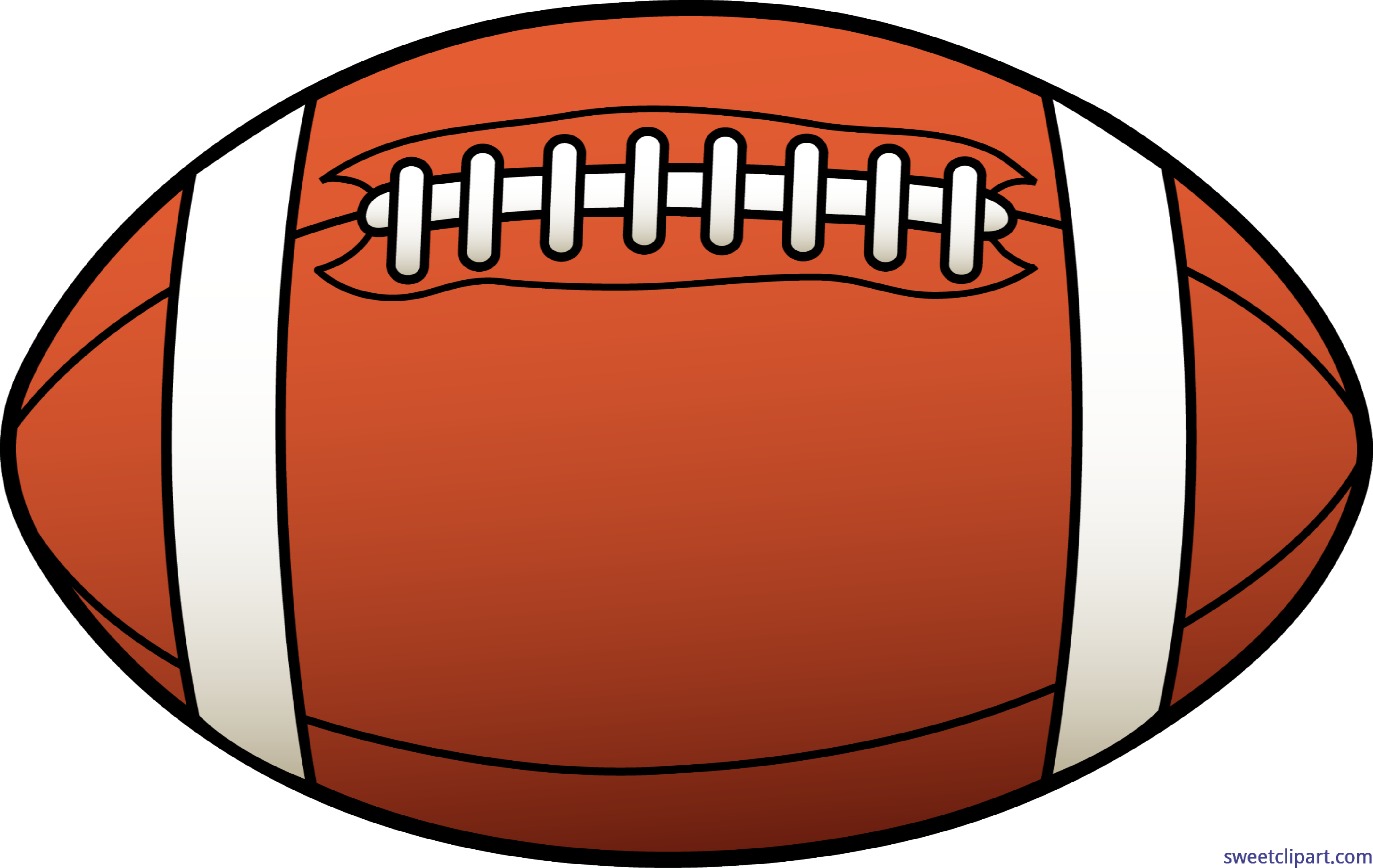 Clipart football basketball. American rugby clip art