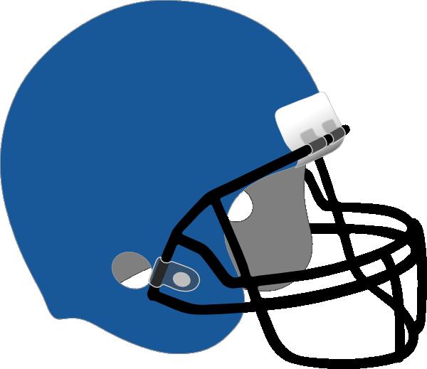 Helmet clipart barbarian. Blue football panda free