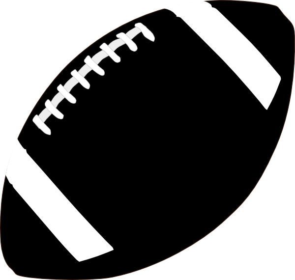 Clipart football clear background. Clip art with transparent
