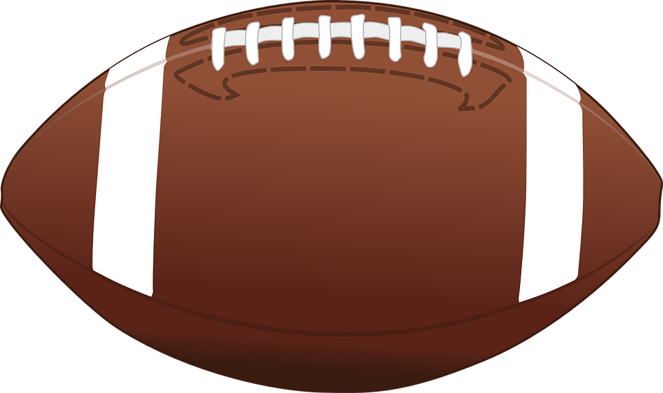 clipart football clear background