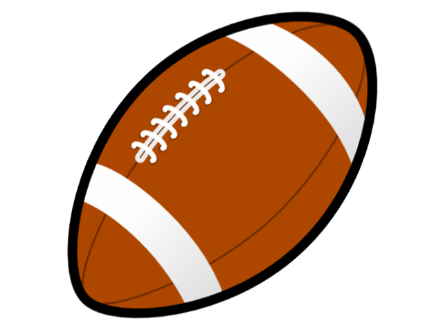 September clipart college football. Animated cliparts free download