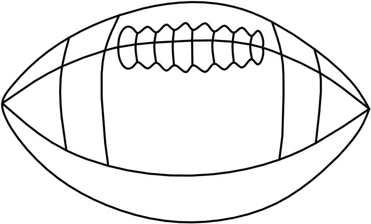 Football clipart drawing. Free download clip art