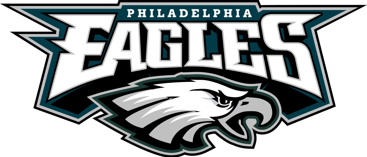 collection of philadelphia. Football clipart eagles