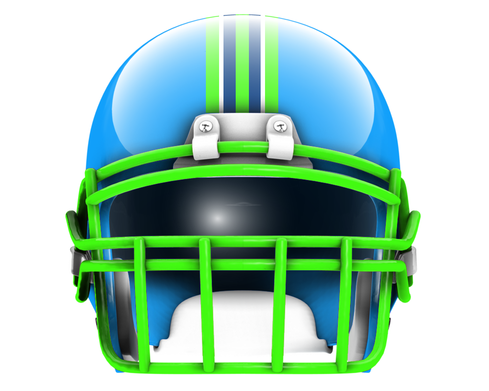 Helmet drawing front view. Clipart football face