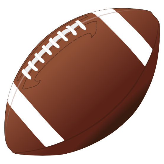 Clipart football family.  collection of transparent