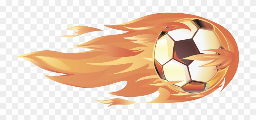 On png transparent . Clipart football fire