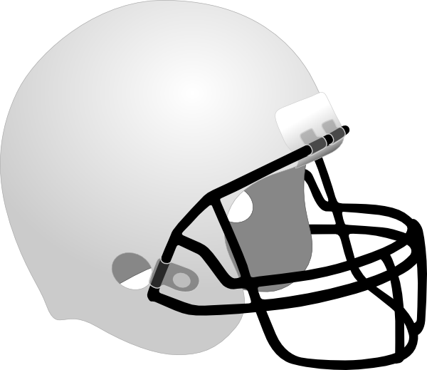 Football frames illustrations hd. Helmet clipart plain