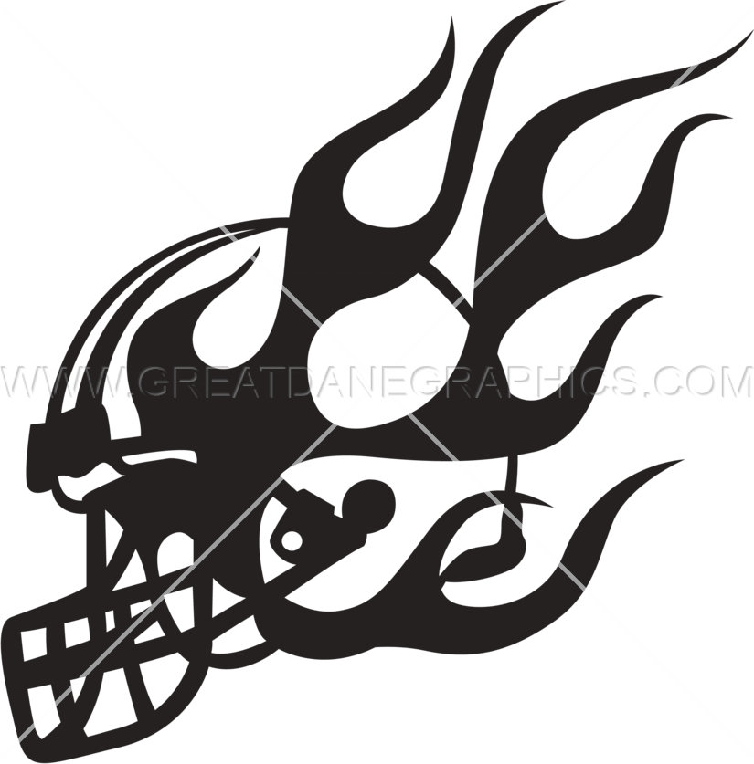 Coloring clipart football.  collection of flaming