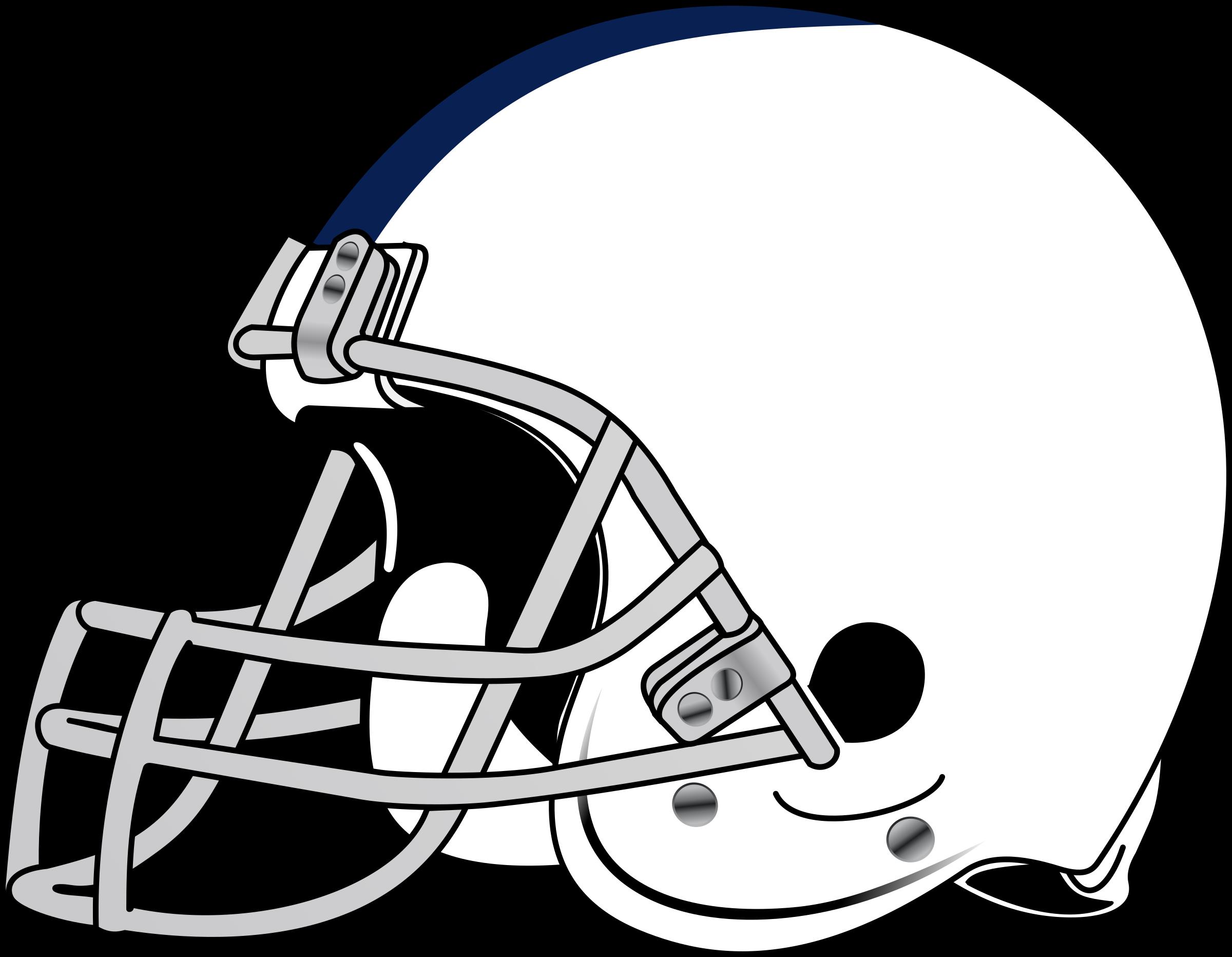 American clip art cliparts. Helmet clipart football helmet