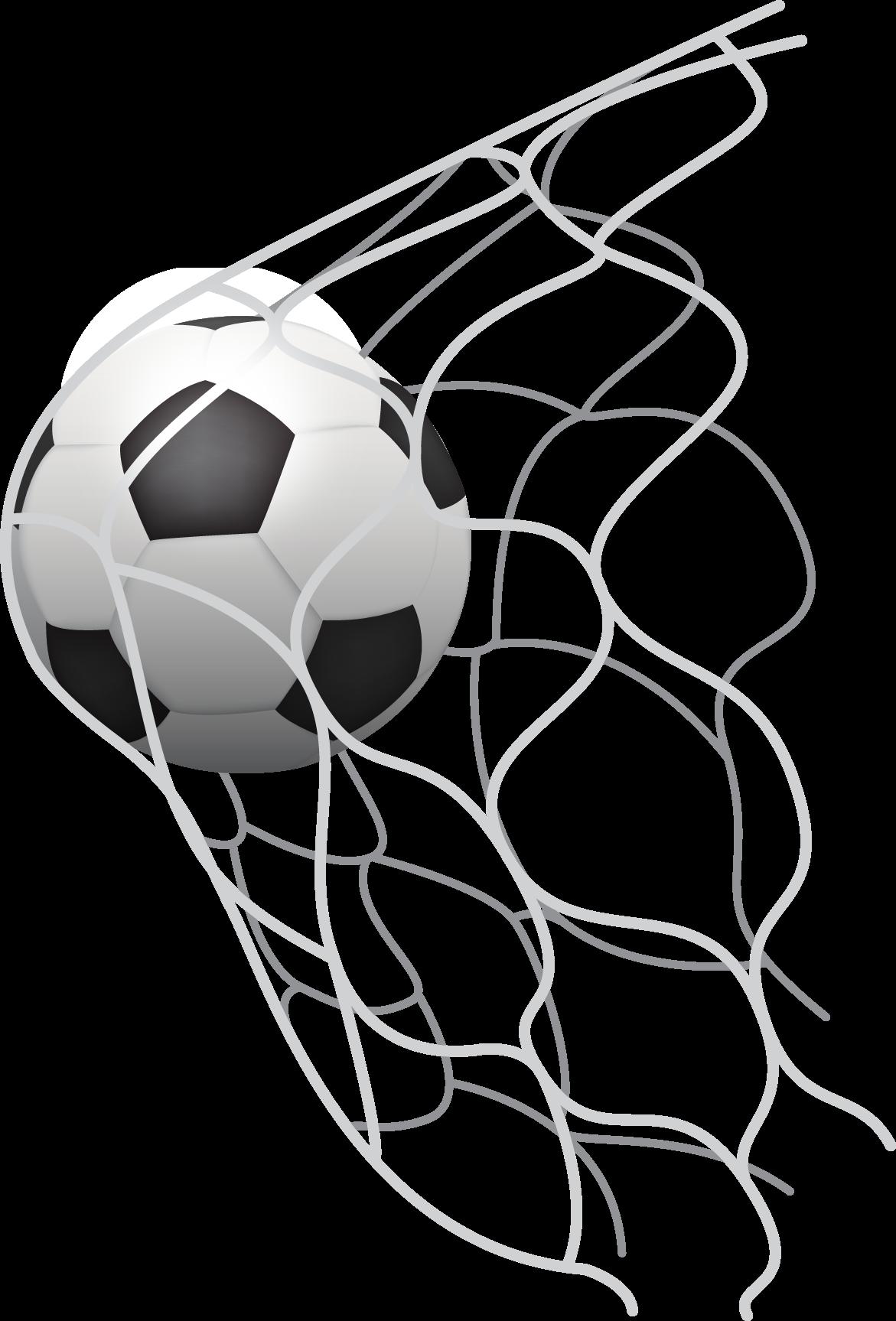 Football clipart gate. Goal drawing at getdrawings