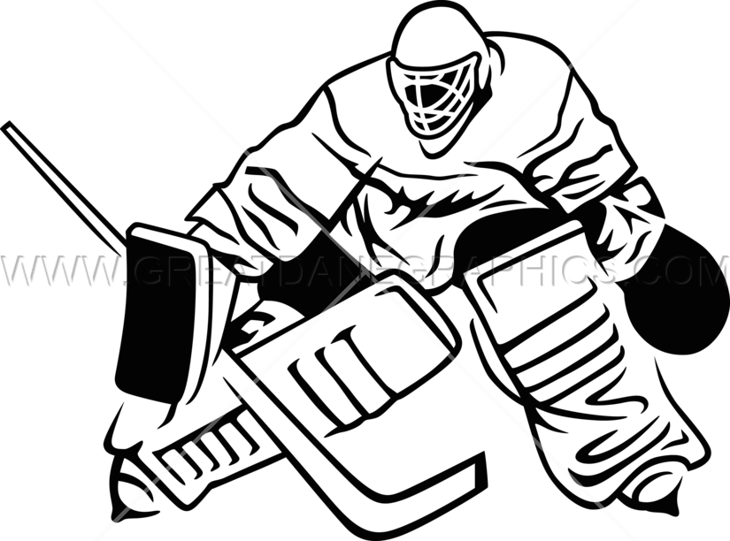 Drawing at getdrawings com. Clipart football goalie