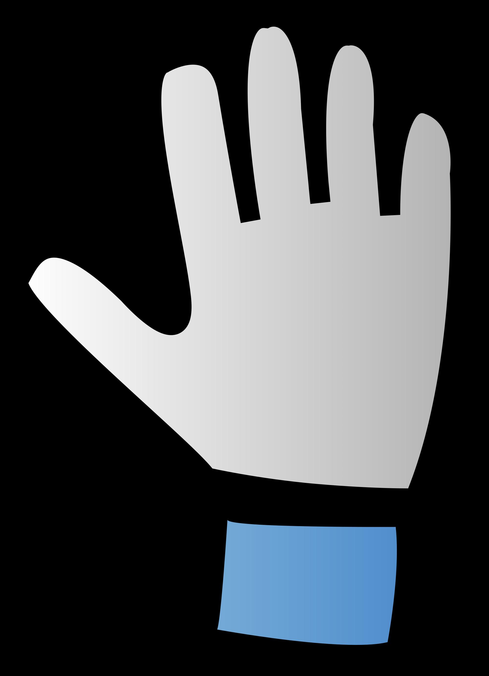 Goalkeeper icon svg wikimedia. Glove clipart file