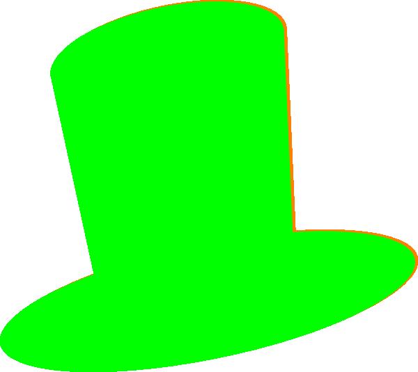 Green clip art at. Moustache clipart hat derby